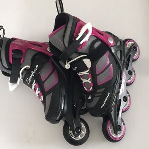 Girls Spitfire Skates by Rollerblade